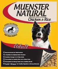 MuensterDogFood