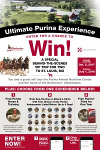 Ultimate Purina Experience