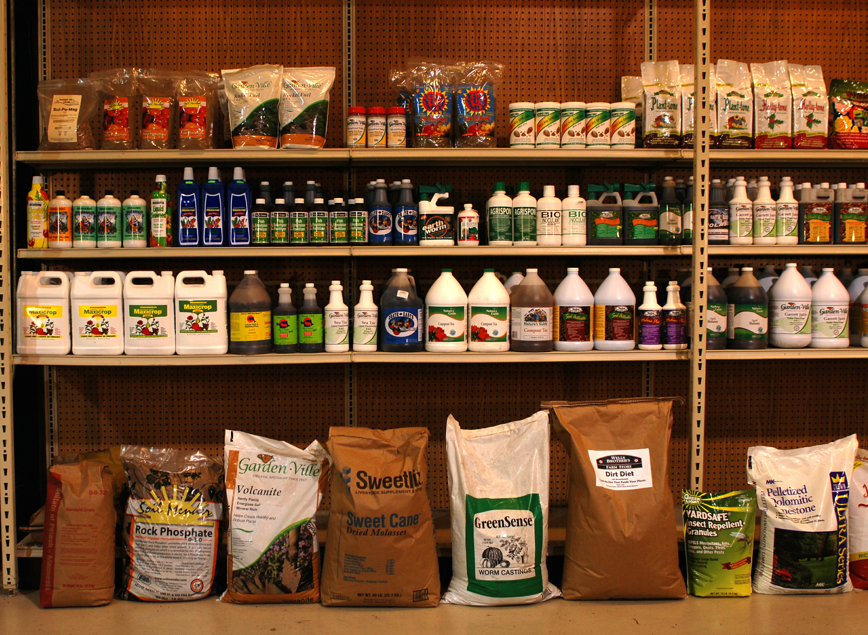 Lawn/Gardening - Wells Brothers Pet, Lawn & Garden SupplyWells ...