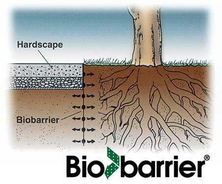 Root Barrier Wells Brothers Pet Lawn Amp Garden
