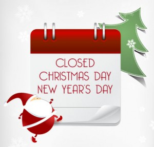 ClosedChristmas_NewYearsDay
