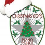 Plano Christmas Cops donation site at Wells Brothers in Plano, TX