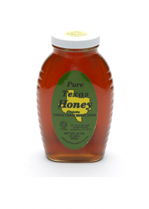 fresh local honey