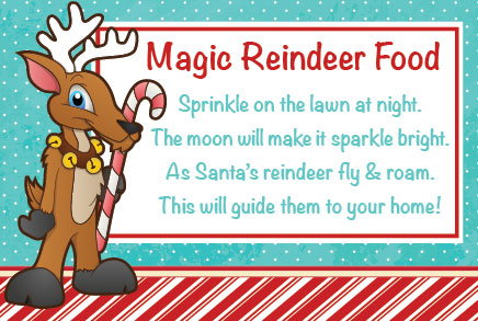 Magic Reindeer Food At Wells Brotherswells Brothers Pet Lawn