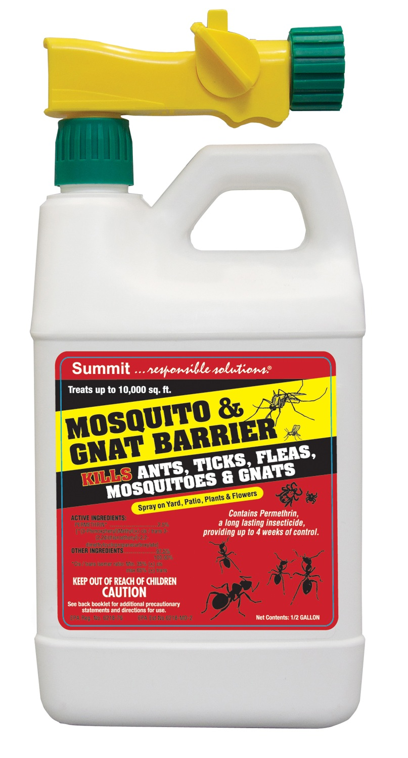 Summit's Mosquito & Gnat Barrier for Mosquito ControlWells ...