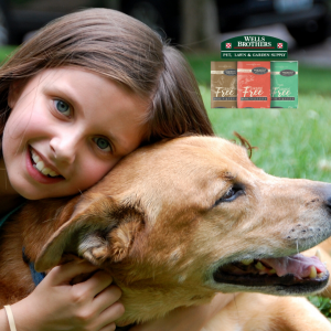 Muenster Dog Food savings at Wells Brothers, Pet, Lawn and Garden Center.